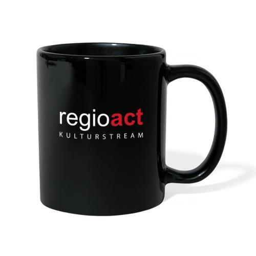 Regioact - Tasse einfarbig