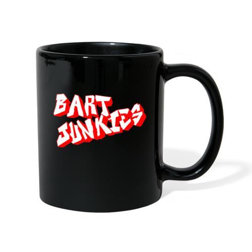BART JUNKIES-KULT!!!! - Tasse einfarbig