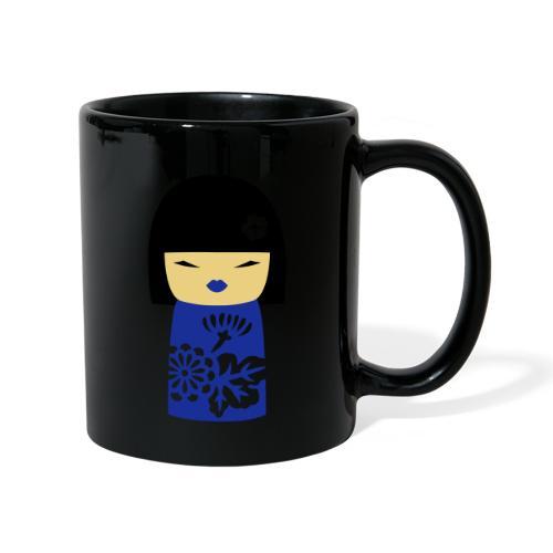 Motif Poupée Japonaise 3 - Mug uni