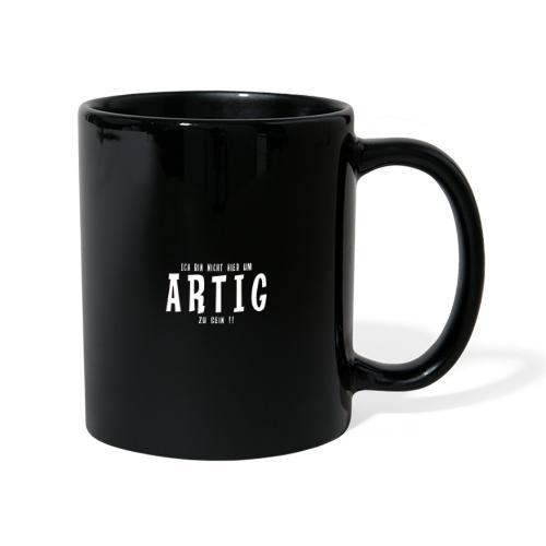Artig - Tasse einfarbig