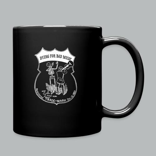 Dying For Bad Music Trade - Full Colour Mug