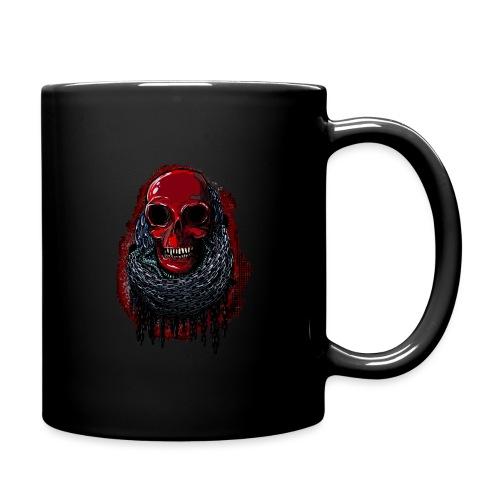 Red Skull in Chains - Full Colour Mug