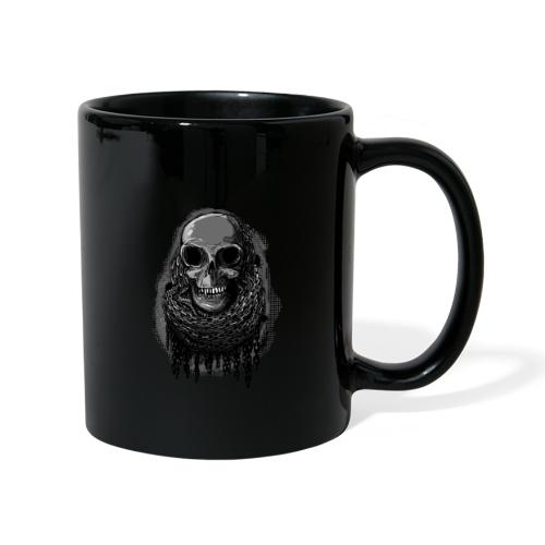 Skull in Chains - Full Colour Mug