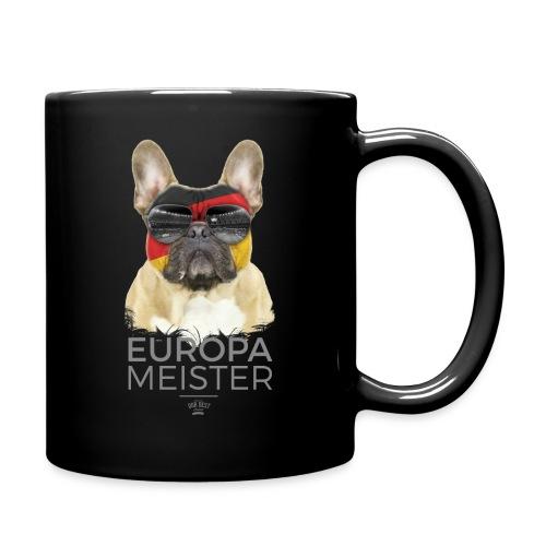 Europameister Deutschland - Tasse einfarbig