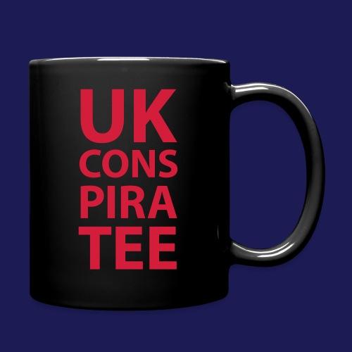 uk conspiratee 1c - Full Colour Mug