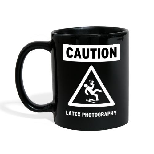 caution - Full Colour Mug