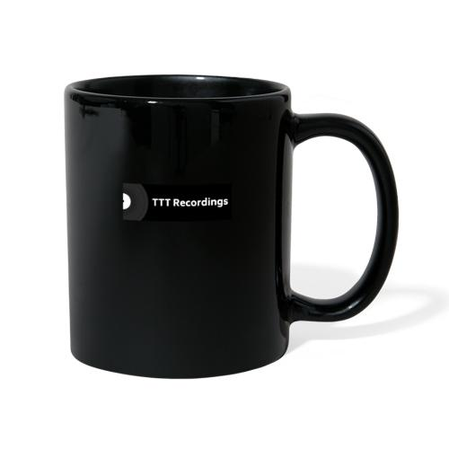 TTT Recordings Box Logo - Ensfarget kopp