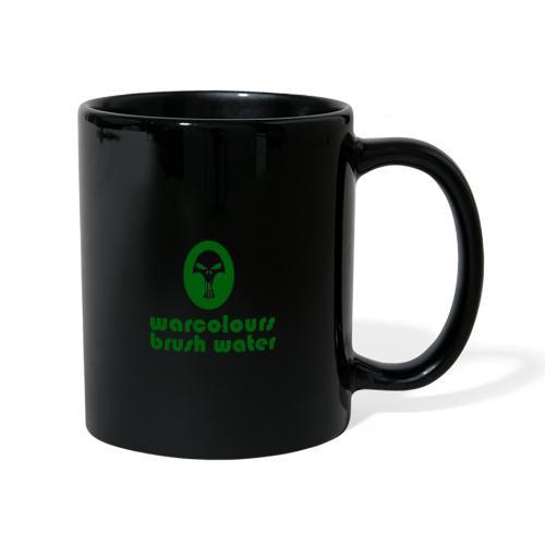 brush water - Full Colour Mug