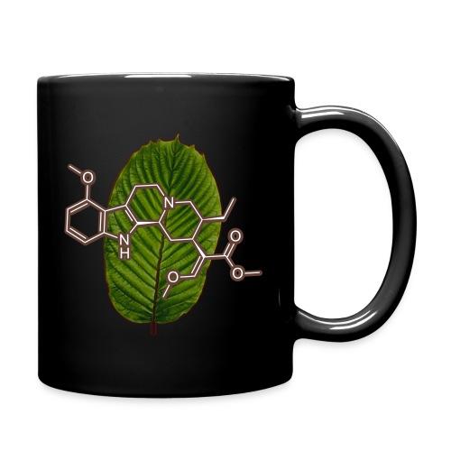 Mitragynine Molecule - Full Colour Mug