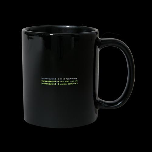 sudo reset - Tasse einfarbig