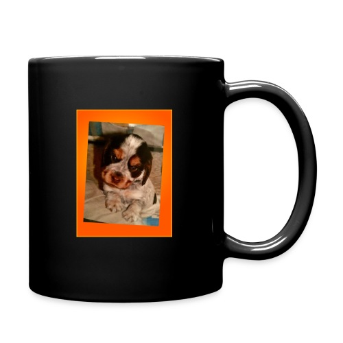 Enja, the puppy - Full Colour Mug