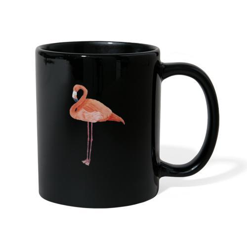 flamingo - Ensfarvet krus