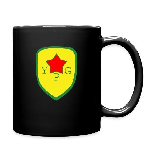 YPG Snapback Support hat - Yksivärinen muki