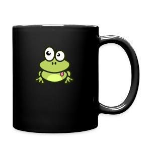 Frog Tshirt - Full Colour Mug