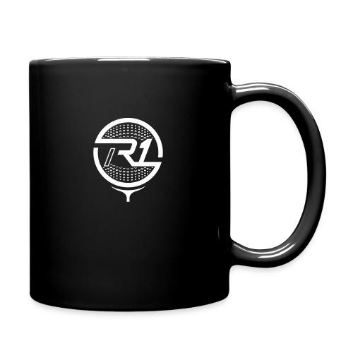 logo R1 blanc - Mug uni