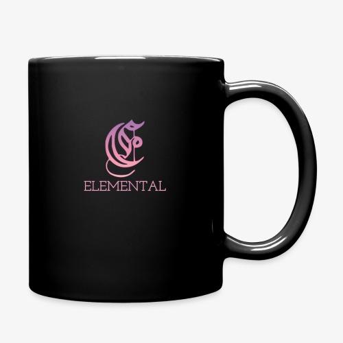 Elemental Pink - Full Colour Mug