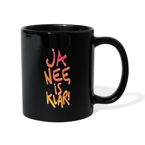 janeeisklar - Tasse einfarbig
