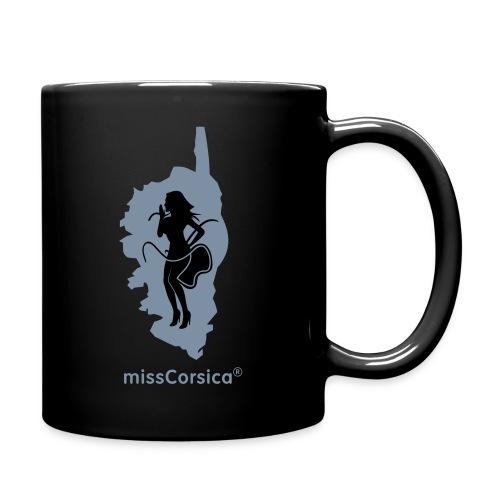 missCorsica et l'île de beauté - Mug uni