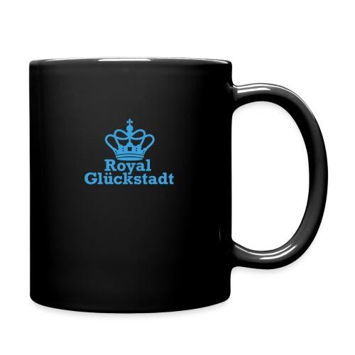 Royal Glückstadt - Tasse einfarbig