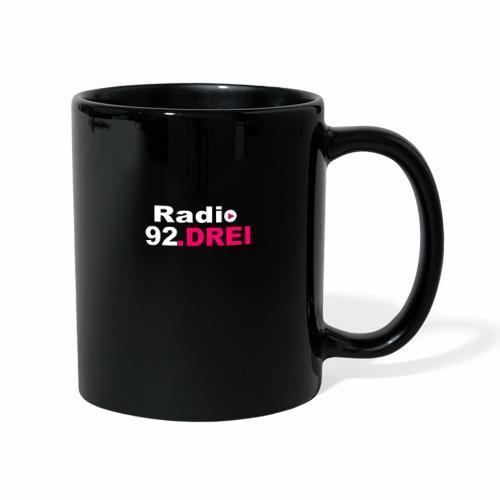 tshirt logo - Tasse einfarbig