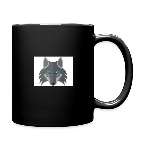 Wolf Channel - Full Colour Mug