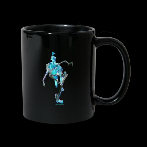 Skeleton Rave - Tasse einfarbig