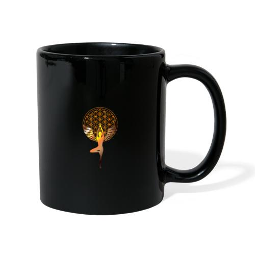 fleur de vie yoga 2 - Mug uni