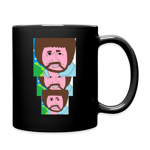 Bob Ross - Full Colour Mug