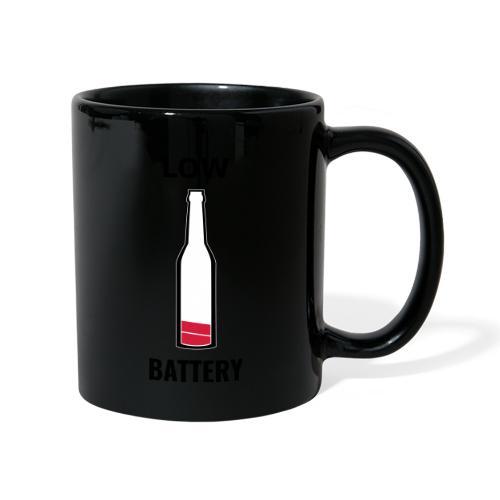 Beer Low Battery - Mug uni