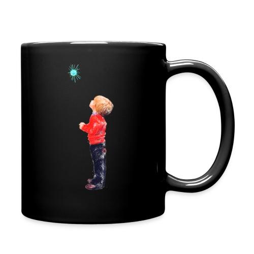 The Boy and the Blue - Full Colour Mug