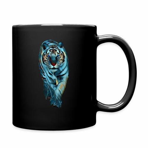 Tigre Caminando MEDIANO - Taza de un color