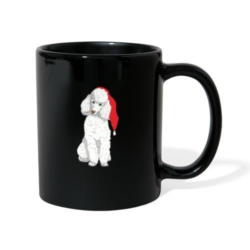 Poodle toy W - christmas - Ensfarvet krus