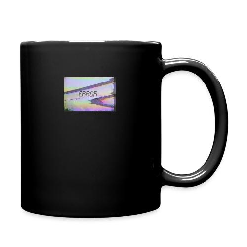 ERROR - Tasse einfarbig