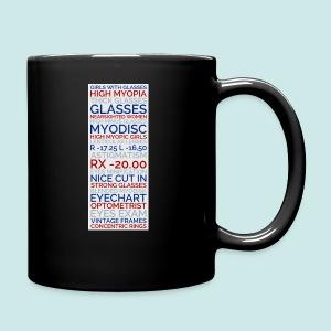 Myopia Poster 3 - Tasse en couleur