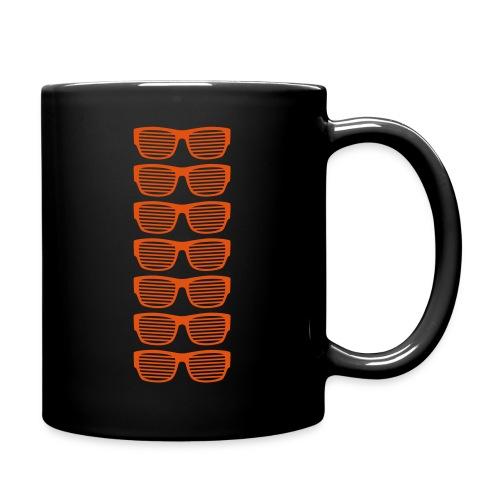 Sonnenbrillen Sommer strahlend taghell ultra cool - Full Colour Mug