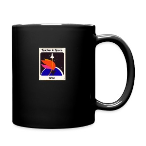 space rocket - Tasse einfarbig