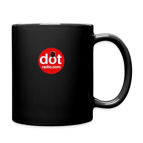 TheDotRadio.com LOGO - Full Colour Mug