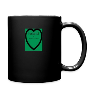Ireland always in my heart - Full Colour Mug