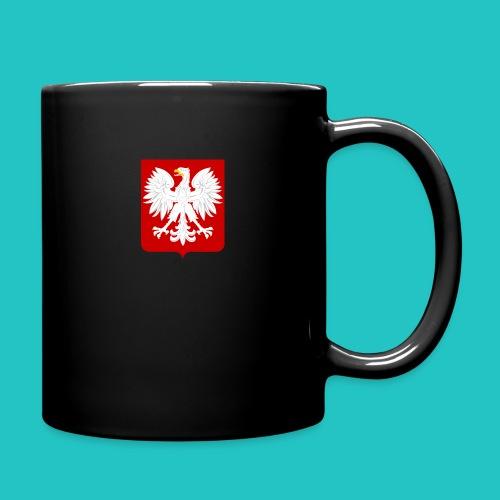 Koszulka z godłem Polski - Kubek jednokolorowy