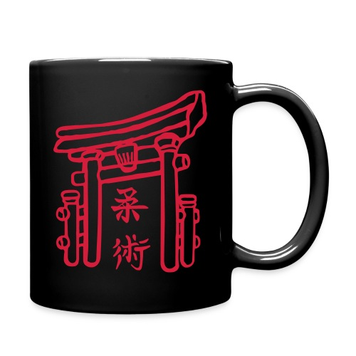 Jiujitsu_Tor - Tasse einfarbig