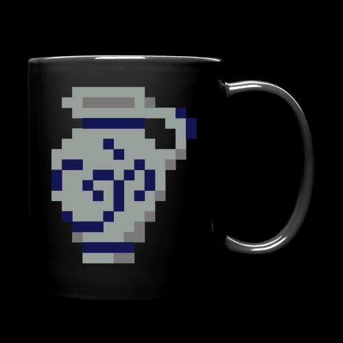 Pixel Bembel - Tasse einfarbig