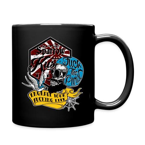 Fuck-the-purist-LOGO-ok - Mug uni
