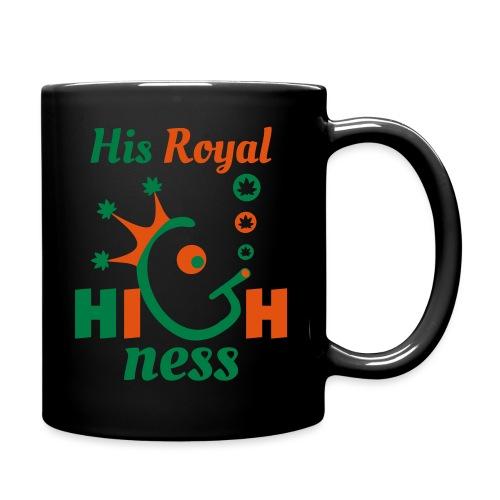 His Royal Highness - Full Colour Mug