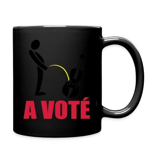 A voté - Mug uni