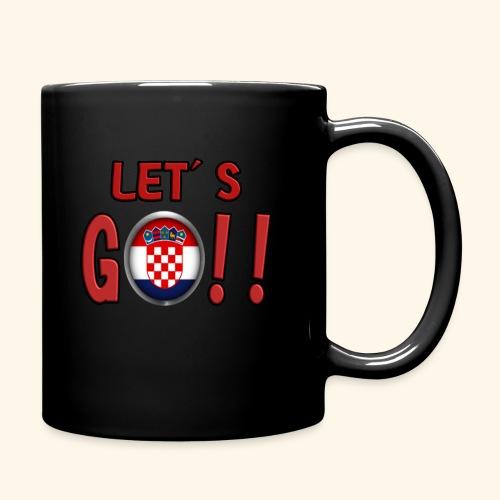 Go Croatia - Tazza monocolore