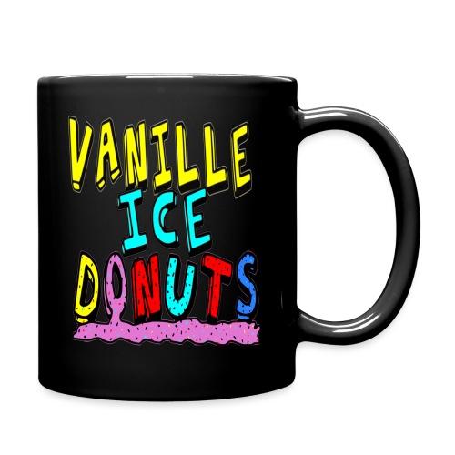 vanille eis donuts - Tasse einfarbig