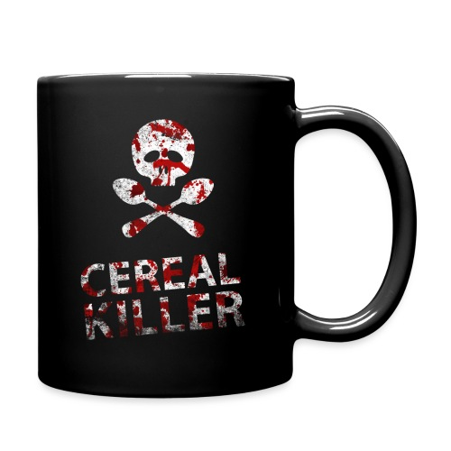 Cereal killer - Full Colour Mug