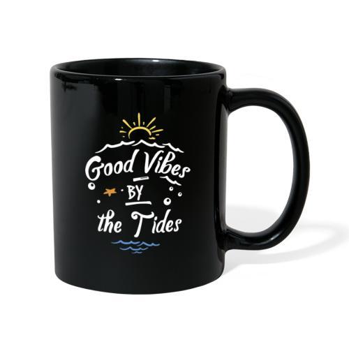 Gute Stimmung bei den Gezeiten - Tasse einfarbig