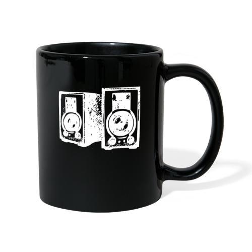 DJ Symbol Musik Musiker Party Disco - Tasse einfarbig