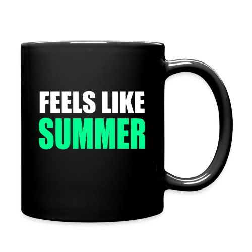 Feels like summer - Tasse einfarbig